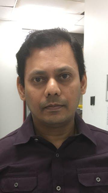 Photo of Dr Arun Kumaravelu