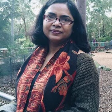 Dr Aparna Goswami Photo