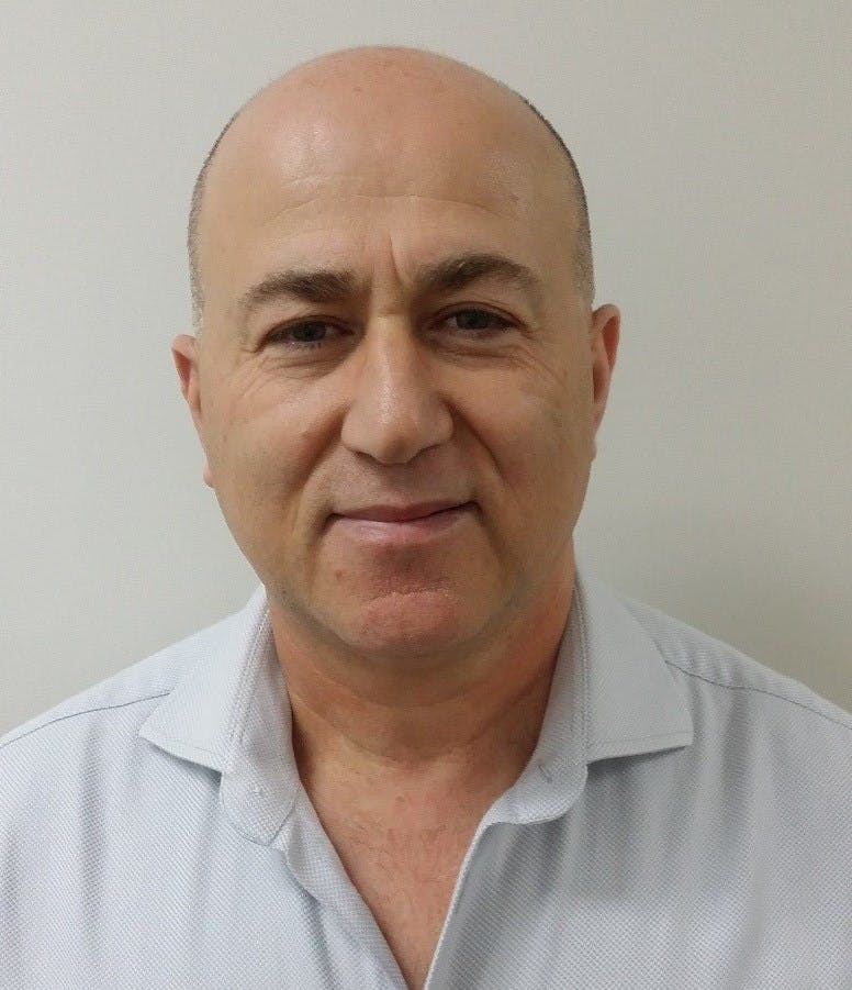 Photo of Dr Ghassan Markabawi
