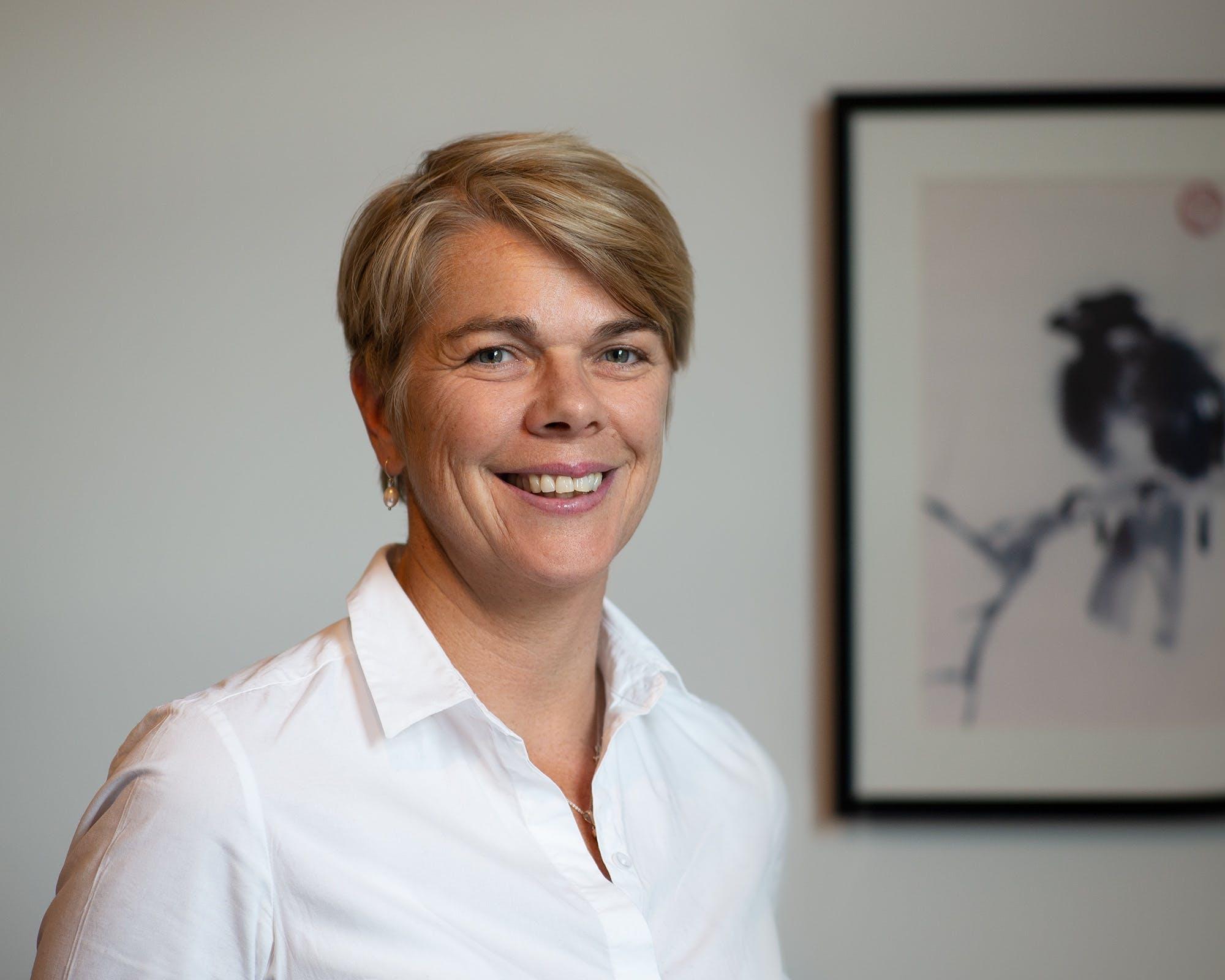 Photo of Dr Sophie Mancey-Jones