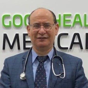 Dr Adel El-Mezin Photo