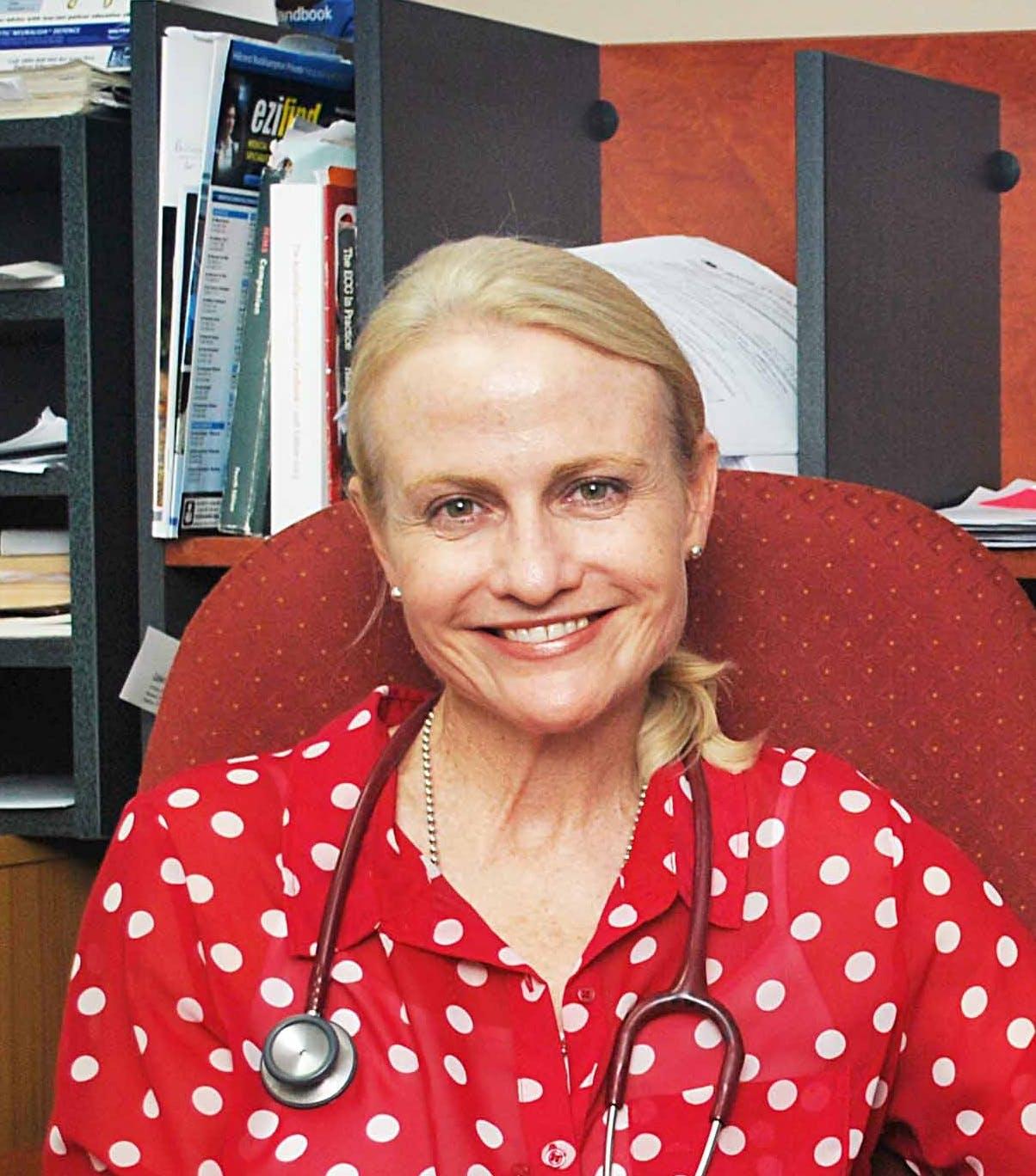 Photo of Dr Cecelia Woods