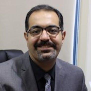 Dr Amin Owhadi Photo