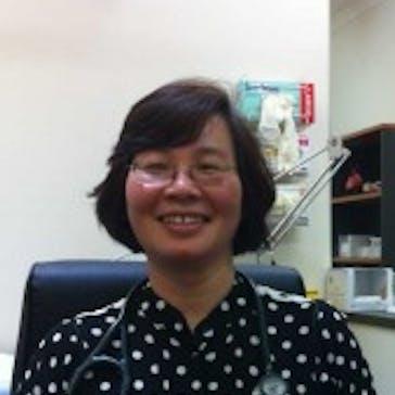 Dr Maggie Cai Photo
