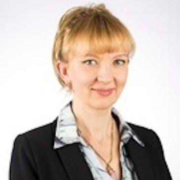 Dr Svetlana Johansen Photo