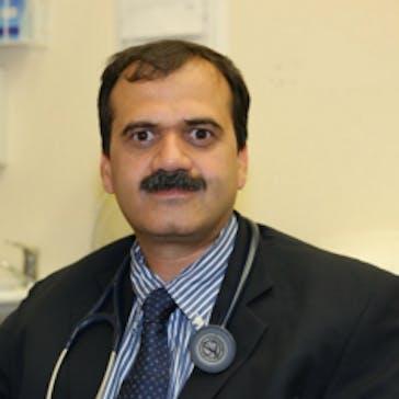Dr Farooq Ahmad Photo