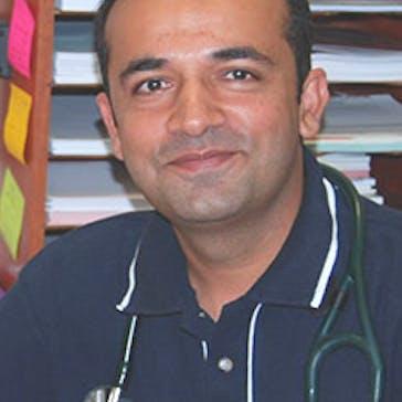 Dr Sudarshan Sharma Photo