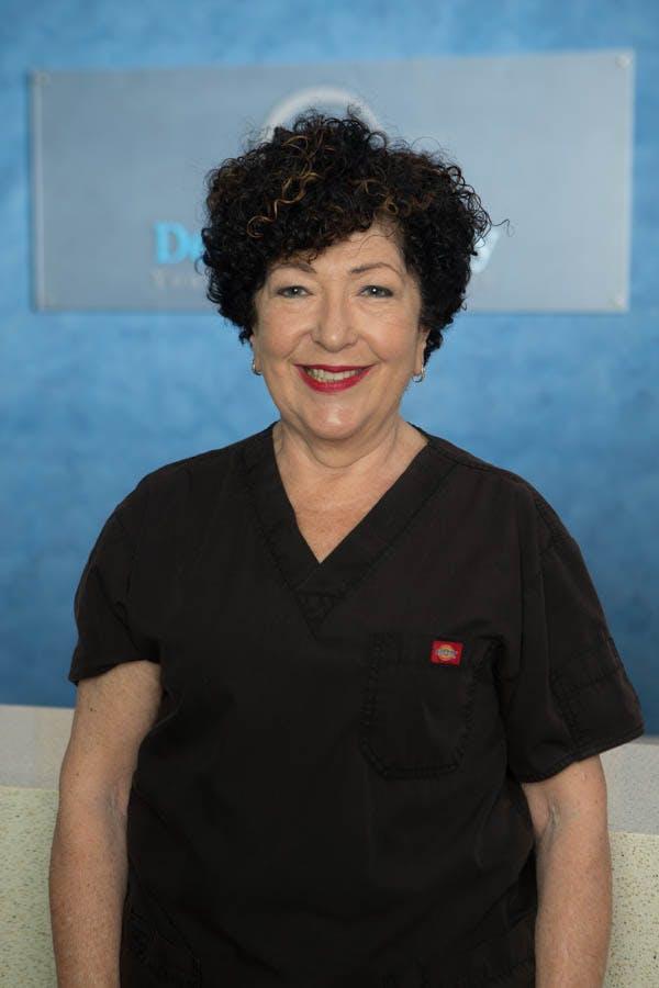Photo of Dr Madeline O'Sullivan
