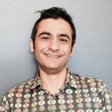Dr Ali Vaezipour Photo
