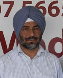 Photo of Dr Amarpreet Singh Kanwar