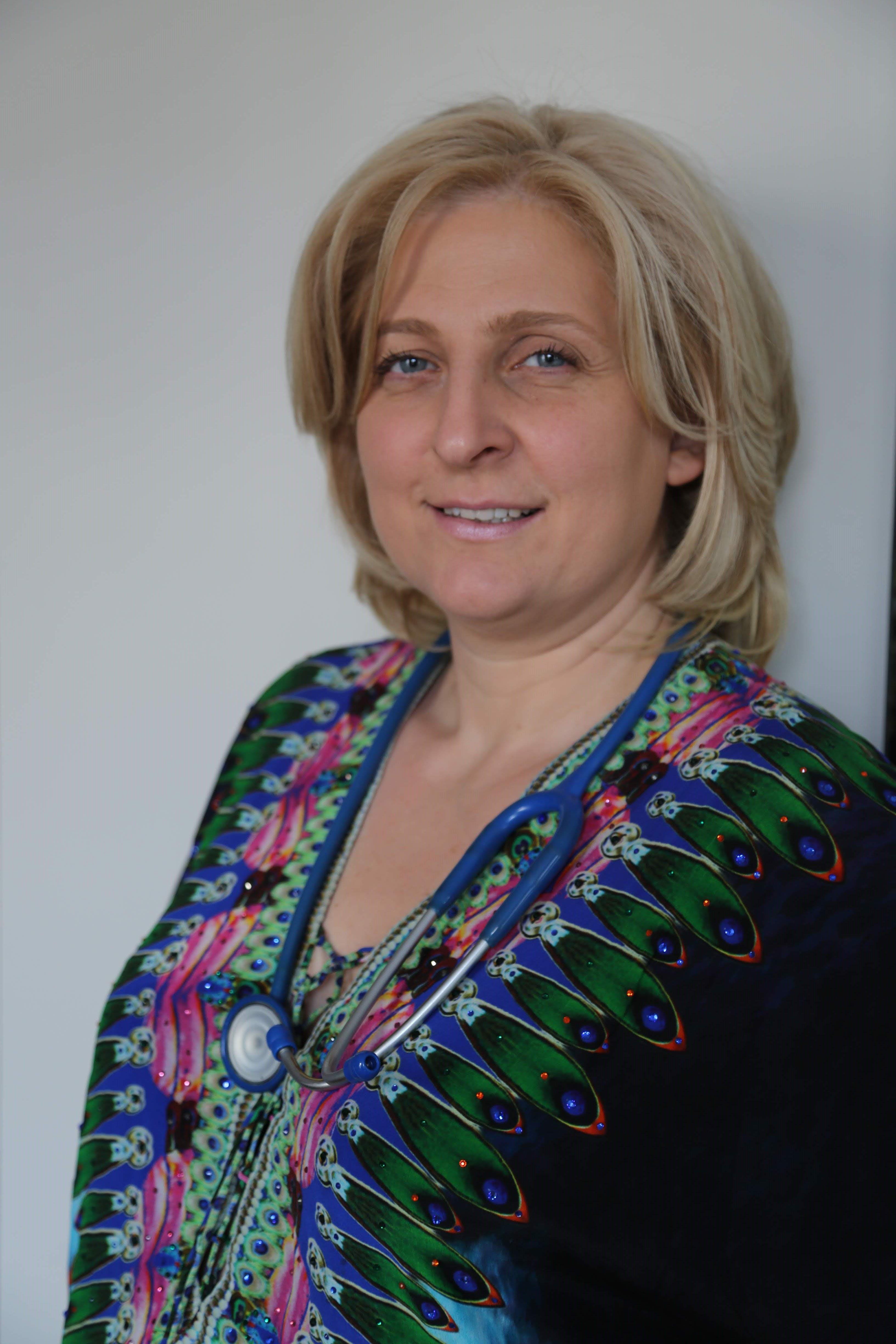 Photo of Dr Savy Sarmadjieva
