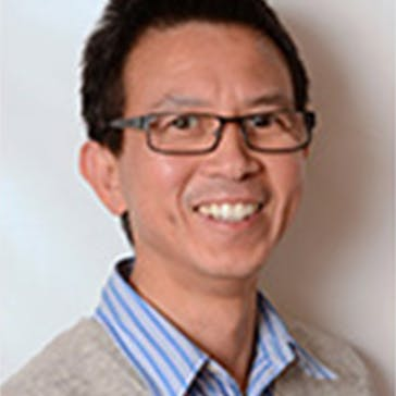 Dr Weigang Yu Photo