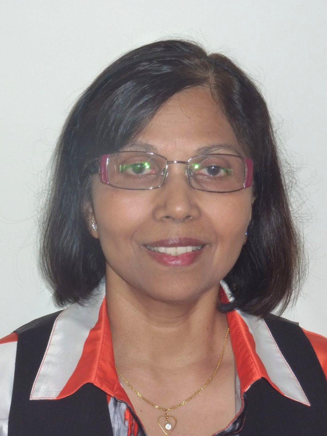 Photo of Dr Rani Somasundarum