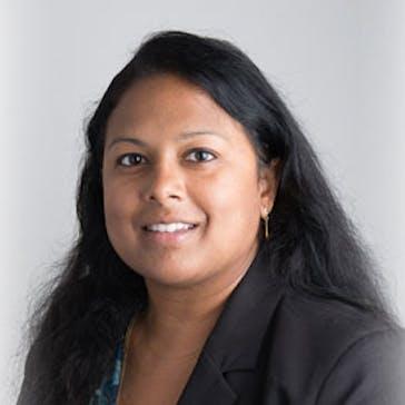 Dr Sandra Anurathan Photo