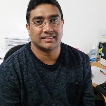 Dr Shakir Jamaludin Photo