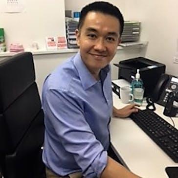 Dr Ei-Ch Chui Photo