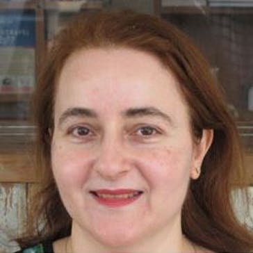 Dr Mary Stavropoulou Photo