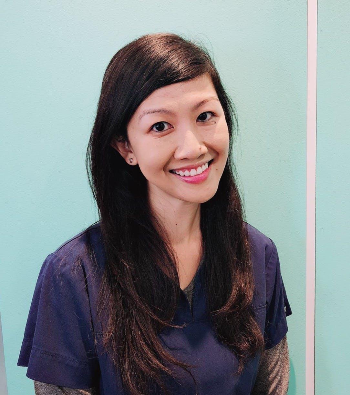 Photo of Dr Elizabeth Im