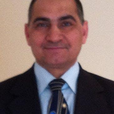Dr Raad Hammod Photo
