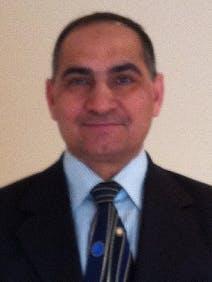 Photo of Dr Raad Hammod