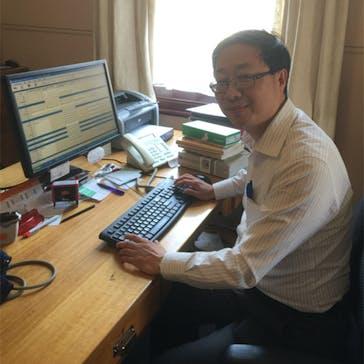 Dr Victor Wang Photo