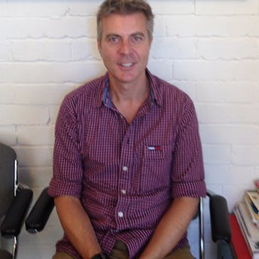 Dr Mark Ryan Photo