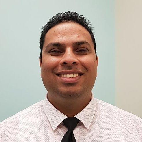 Photo of Dr Harnish Kalsi