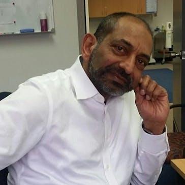 Dr Mahomed Rasool Photo