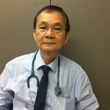 Dr Simon Aung Photo