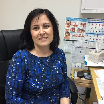 Dr Shaki Melkonian Photo