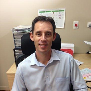 Dr Gary Mullaley Photo