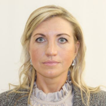Dr Nataliya Lishchenko Photo