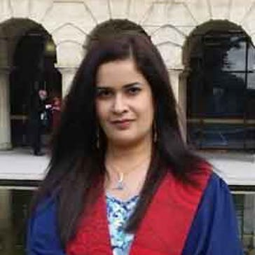 Dr Nausheen Talpur Ahmed Photo