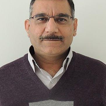 Dr Tahir Fasih Arshad Photo