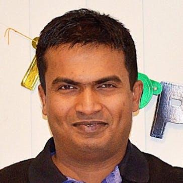 Dr Sutharsan Sivarajah Photo