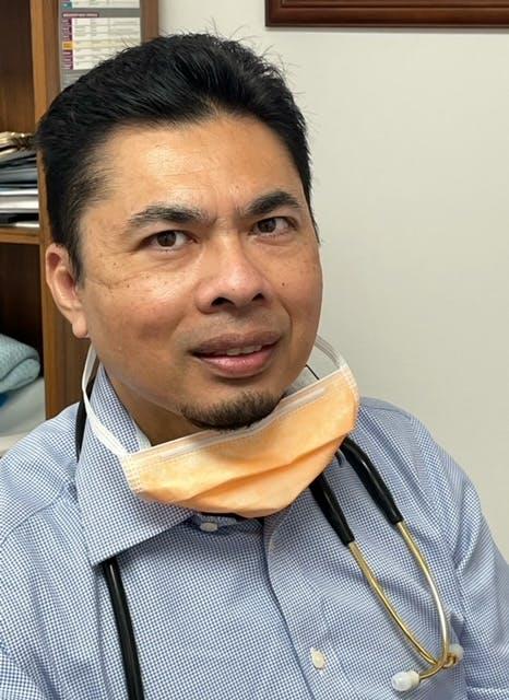 Photo of Dr Arief Abdul Wahab