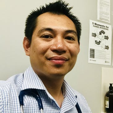 Dr Aye Phyo Photo