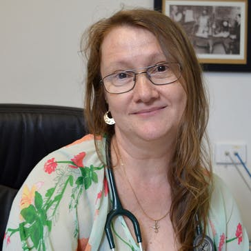 Dr Cristina Simu Photo