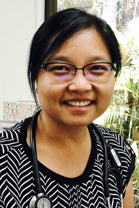 Photo of Dr Khaing Htun