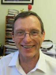 Photo of Dr Michael Reid