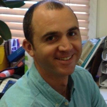 Dr Shan O'Callaghan Photo