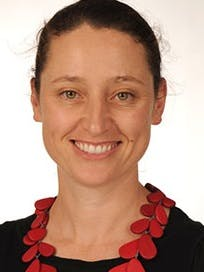 Photo of Dr Sarah Lucy