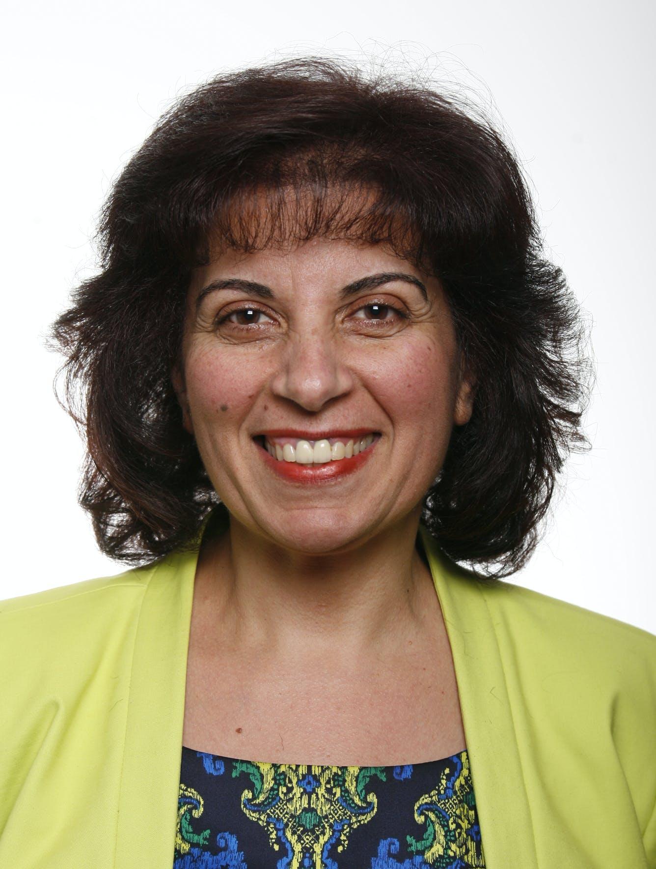Photo of Dr Hanaa Eskander