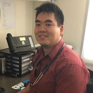 Dr Garry Chung Photo