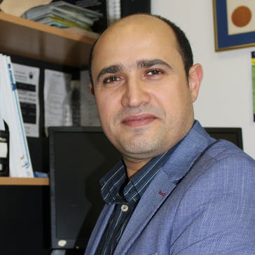 Dr Damoon Heidary Nezhad Photo
