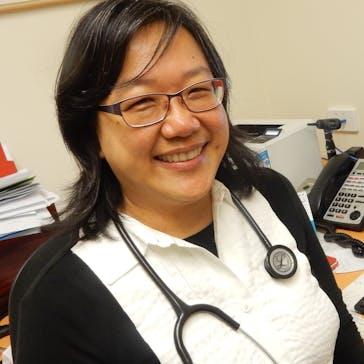 Dr Lillian Daniels Photo