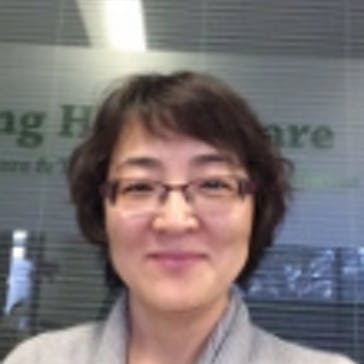 Dr Sophie Shen Photo