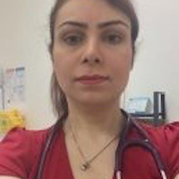Dr Sanaz Shirgir Photo