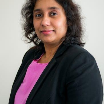 Dr Ama Herath Photo