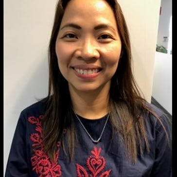 Dr Maila Bongcayao Photo